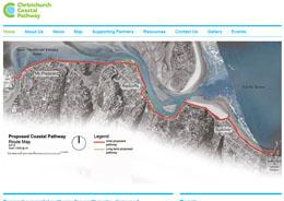 Christchurch Coastal Pathway