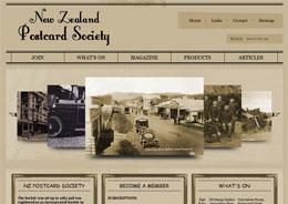 New Zealand Postcard Society