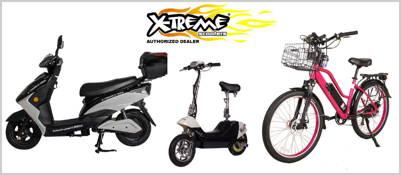 Extreme Scooters