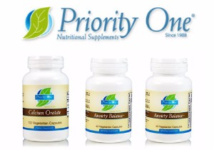 Priority One Vitamins