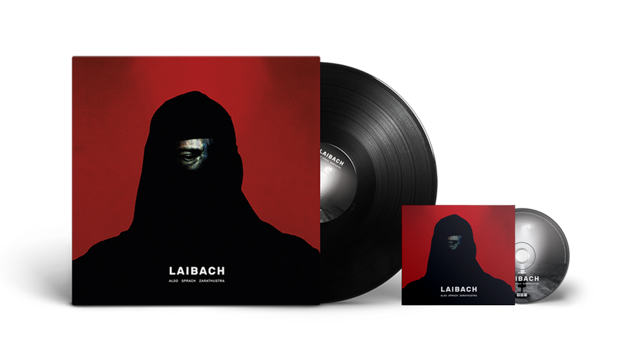 Laibach - Also Sprach Zarathustra is now officially released