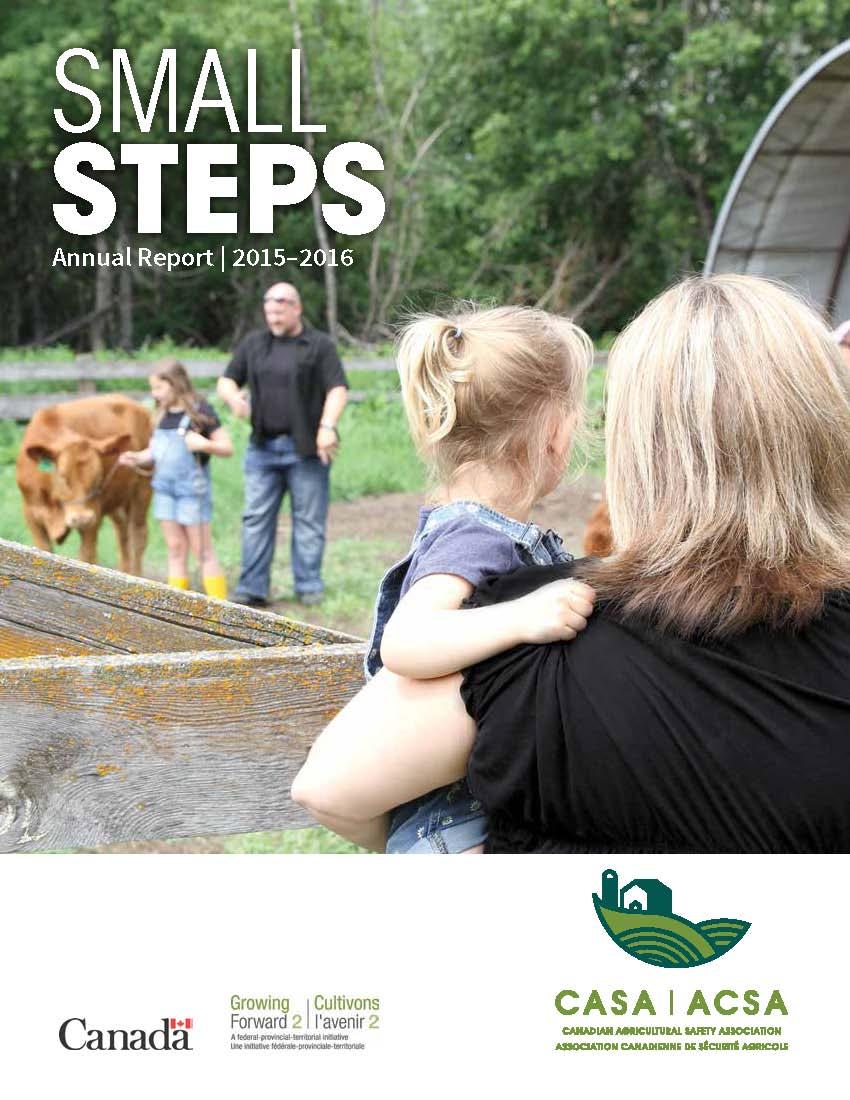 """Small Steps"" CASA Annual Report"
