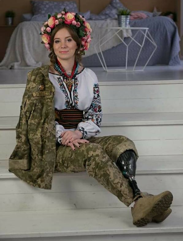 A female face of the war in eastern Ukraine: the story of one returnee.
