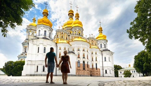 Nearly 10 million foreigners have visited Ukraine in six months