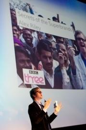 Alex Riley marketing speaker