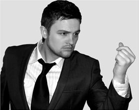 Rickie Arthur Michael Buble Tribute cabaret