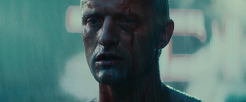 Le dernier discours de Roy Batty, 1982, Blade Runner