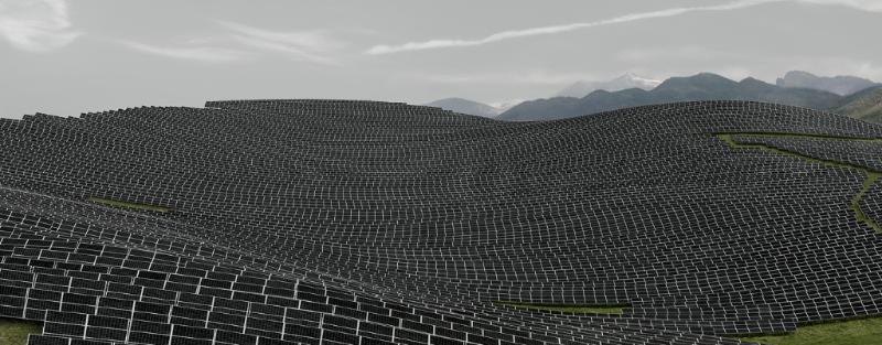 Solar (detail), Andreas Gursky