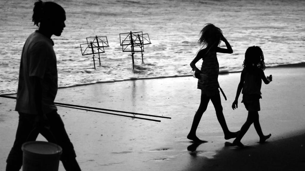 Itinéraire(s), Installation vidéo et photo argentique, José Man Lius©