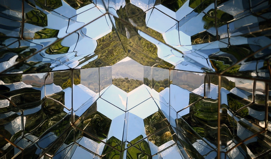 Viewing Machine, Inhotim Institute, Olafur Eliasson©