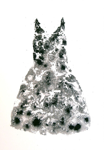 Flower Dress, Eizo Sakata