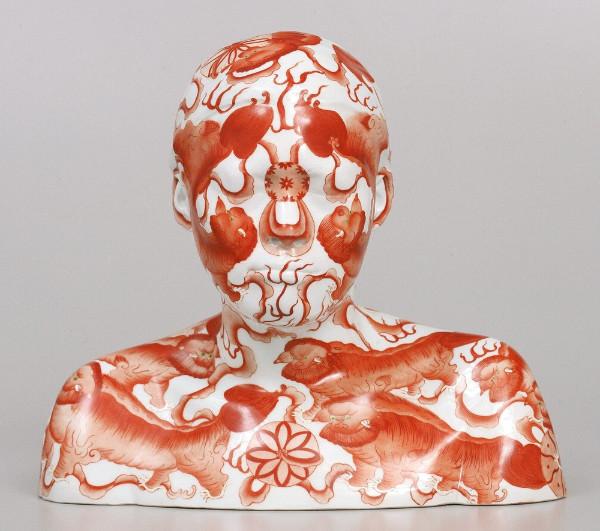 China, China – bustes 11, Porcelaine, Ah Xian