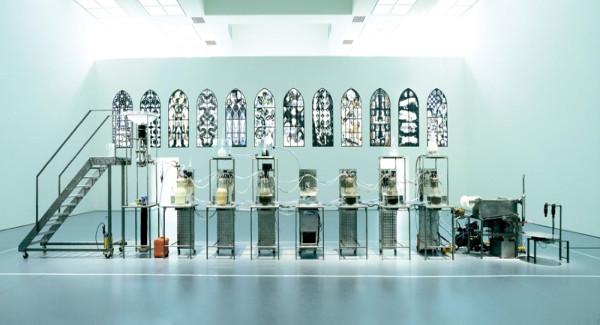 Cloaca Machine, Studio Wim Delvoye