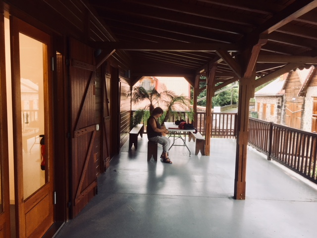 Habitation Beausoleil ✩ Fonds d'Art Contemporain ✩ St Claude
