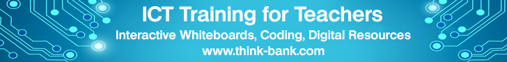 For ICT CPD visit www.think-bank.com