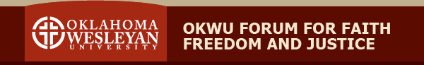 The Forum for Faith, Freedom and Justice at OKWU