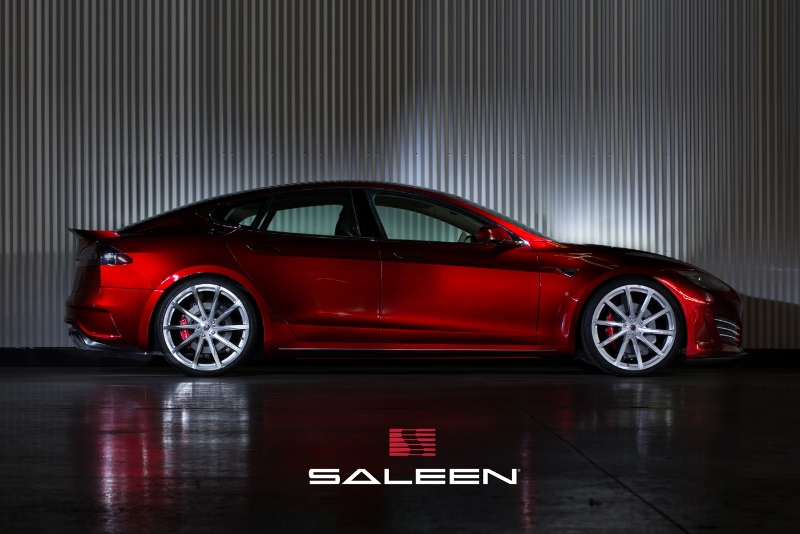 The Saleen FOURSIXTEEN
