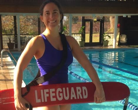 Lifeguard Lisa, Jan 2019