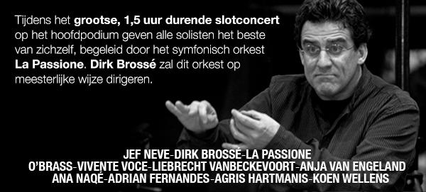 Jef Neve - Drik Brossé - La Passione