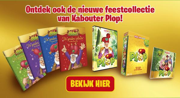 Ontdek ook de nieuwe feestcollectie van Kabouter Plop
