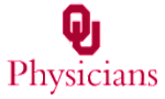 OU Physicians red logo