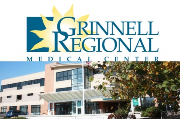 Grinnell Regional Medical Center Logo