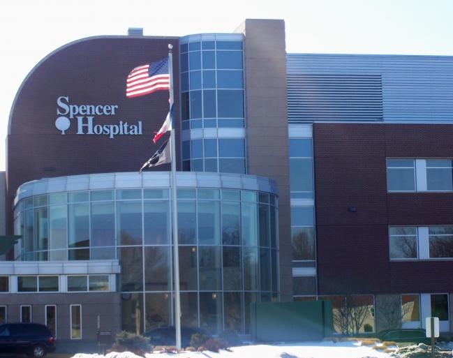 Spencer Hospital Logo