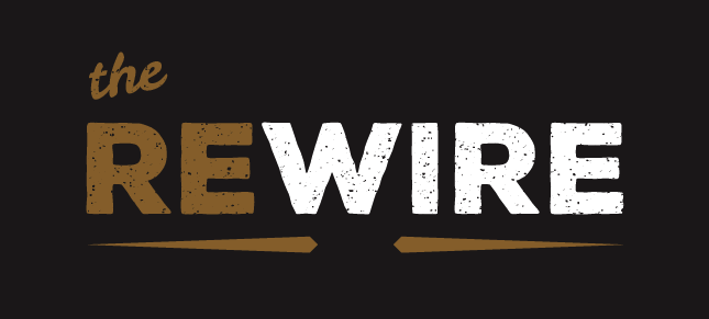 The REWire Logo