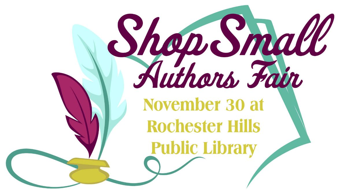 Event Logo for Shop Small Saturday