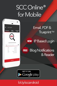 SCC Online Mobile App