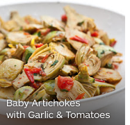 Baby Artichokes