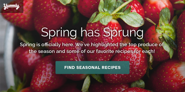 Find Spring Recipes