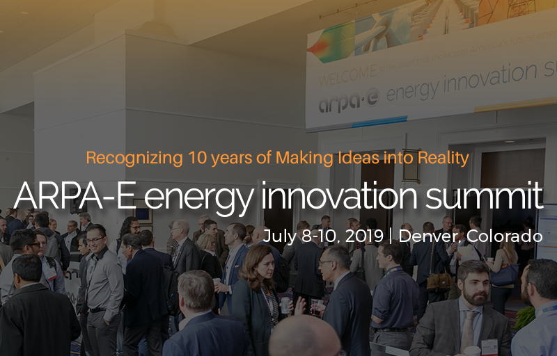 ARPA-E Innovation Summit Banner