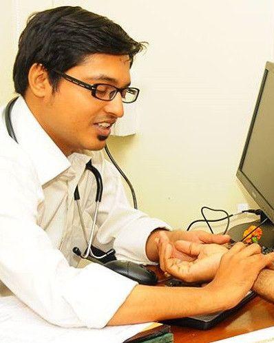 Ayurvedisch arts Dr. Ronak geeft consulten @ Sukha Texel | Oudeschild | Noord-Holland | Netherlands