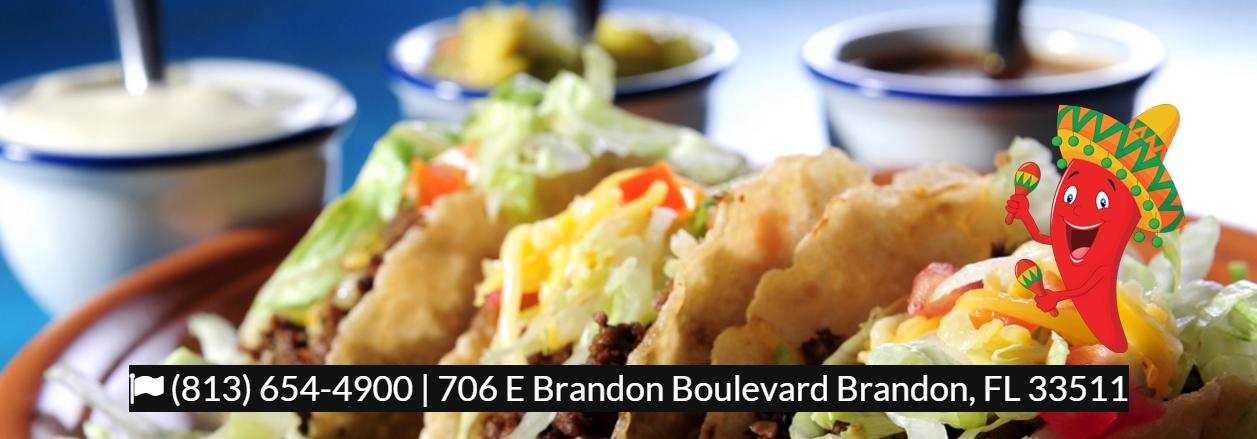 brandon mexican food