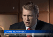 Chris Nowinski, Chronic Traumatic Encephalopathy (CTE)