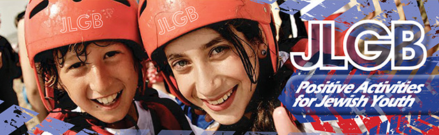JLGB | Positive Activities for Jewish Youth