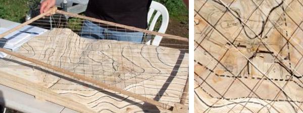 string grid for modelling