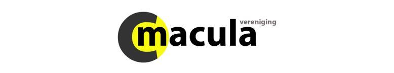 het logo van de macula vereniging