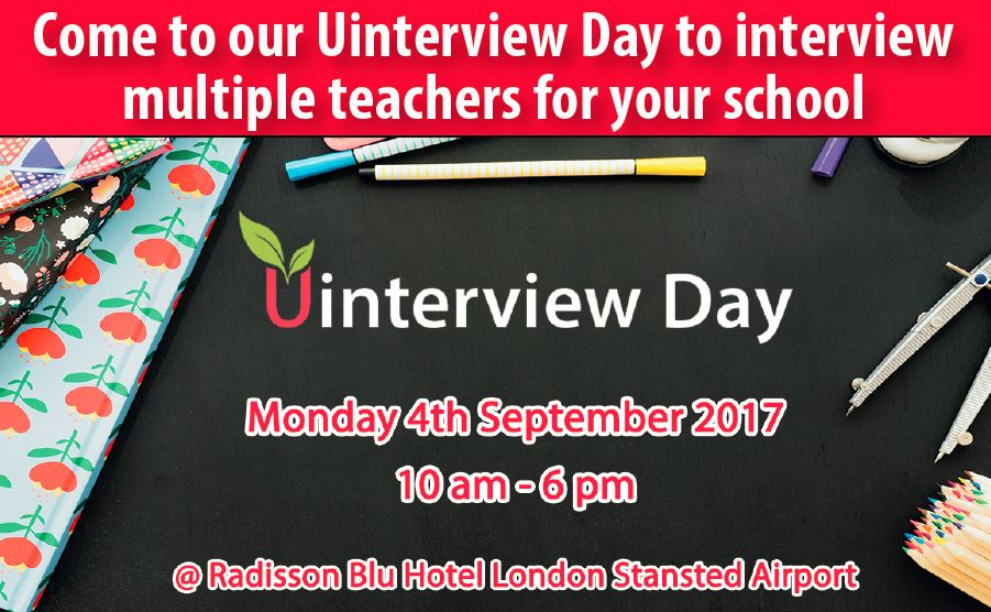 London UInterview Day 03-07-17