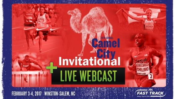 Camel City Mile - February 4, 2017