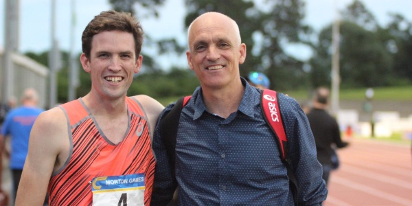 Family Affair: Father & Son Hold Record as Fastest Mile Duo