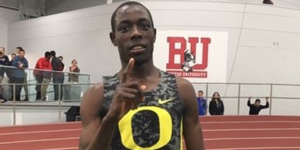 Cheserek Captures Collegiate Mile Record in Boston