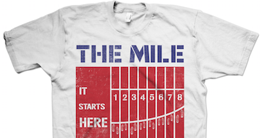 Bring Back the Mile: It Starts Here