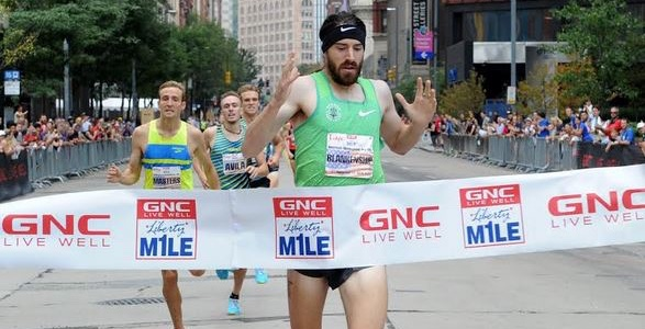 2017 GNC Live Well Liberty Mile Set for July 28