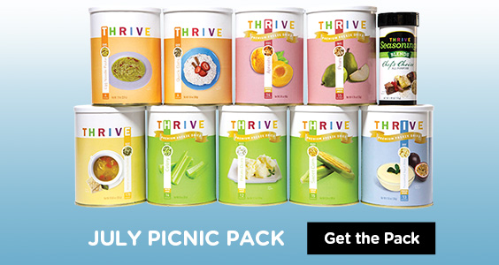 July Picnic Pack