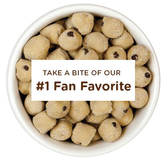 Take a bite of our #1 fan favorite!
