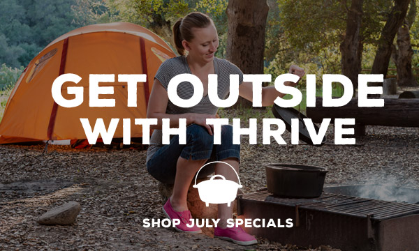 Get Outside with THRIVE