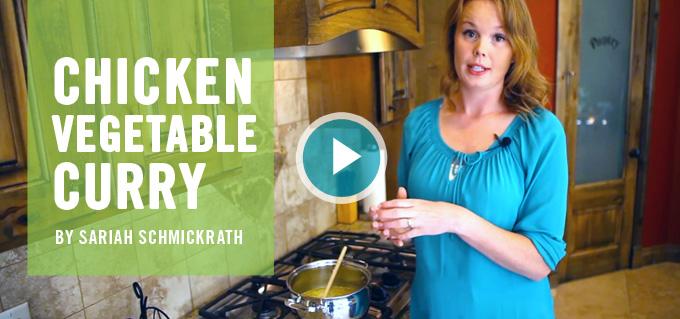 Thrive Chicken Curry
