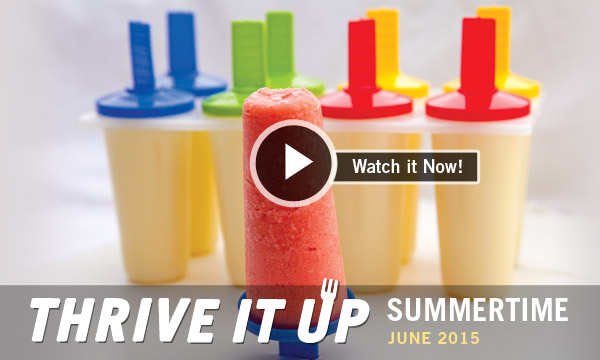 Thrive it Up | Summertime